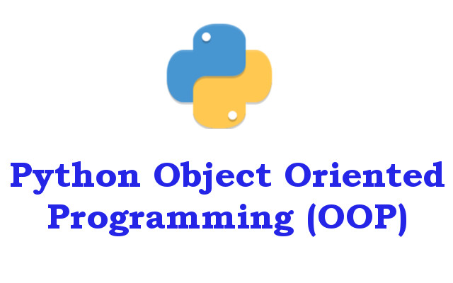 Python Object Oriented Programming [ Python OOP ]